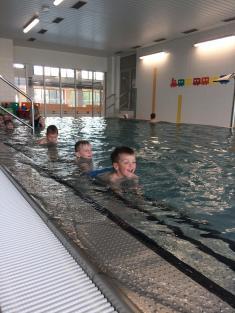 Na plavání