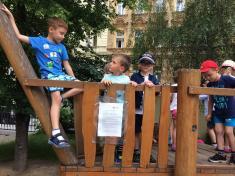 Výlet do Náprstkova muzea